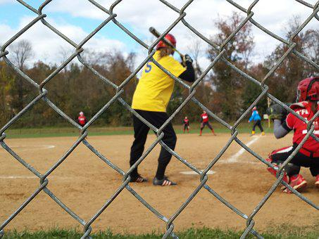 Softball, Fast Pitch, Game, Fastpitch