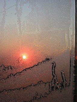 Ice, Hardest, Structure, Glass, Ice Pattern, Frozen