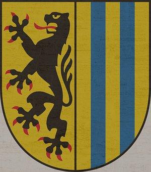 Leipzig, Coat Of Arms, City Of Leipzig