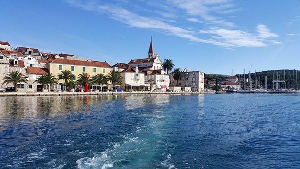 Milna, Croatia, Mille Naves, Adriatic Sea, Adriatic