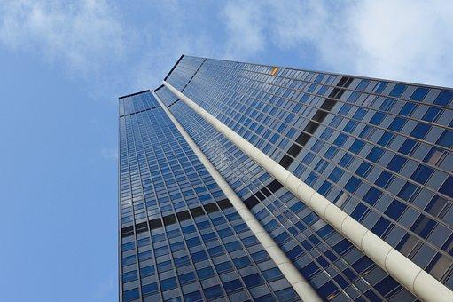 Montparnasse Tower, Glass Tower, Glass, Monument Modern