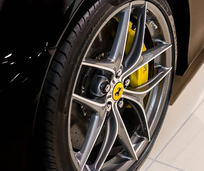Ferrari F12, Wheel, Speed, Cars, Automobile, Motor