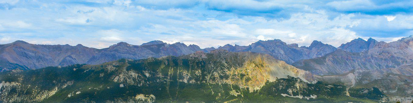 View, Panorama, Grand, Spectacular, Mountain, Landscape