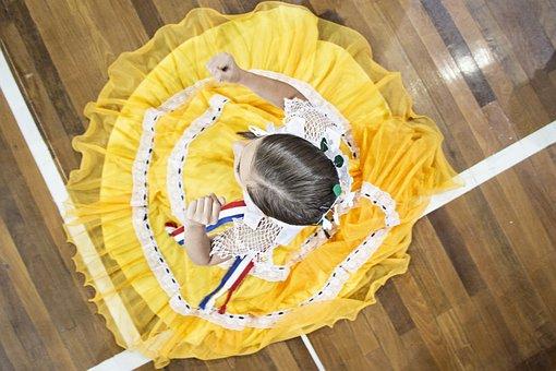 Folklore, Dance, Danza, Paraguay, Paraguaya, Paraguayan