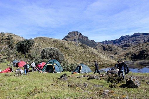 Camping, Nature, National, Park, Camp, Outdoor