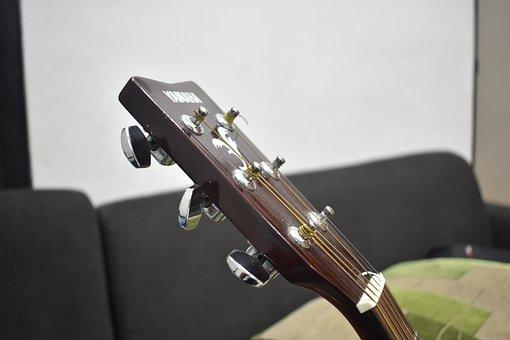 Guitar, Acoustic, Music, Acoustic Guitar, Instrument