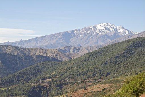 Morocco, Mountains, Atlas Mountains, Atlas