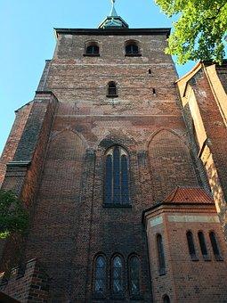 Church, Steeple, Church Steeples, Building