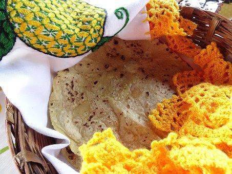 Tortilla, Corn, Food, Gastronomy, Mexico, Cook