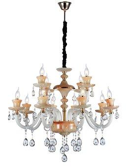 Bent Tube Lamp, Hua Jade Treasures, Living Room Lamp