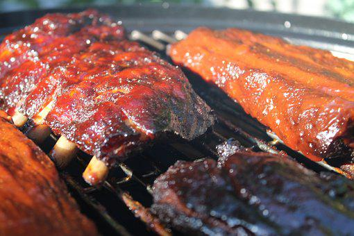 Bbq, Eat, Meat, Grill, Barbecue, Delicious