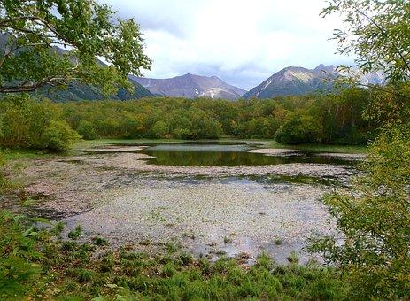 Mountains, Mountain Valley, Mountain Lake, Open Space