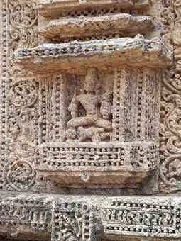 Konark, Sun Temple, Odisha