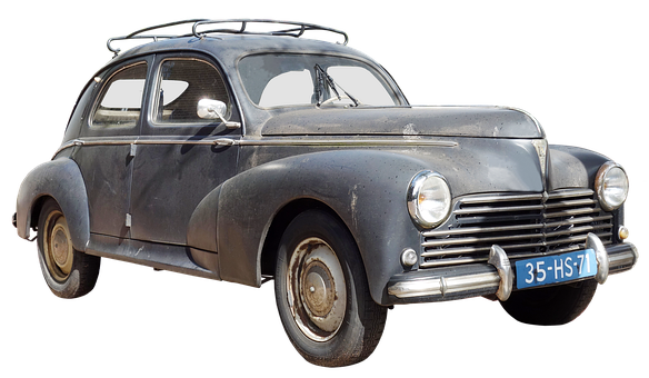 Peugeot, Type 203, Model Years 1948 To 1954, Oldtimer