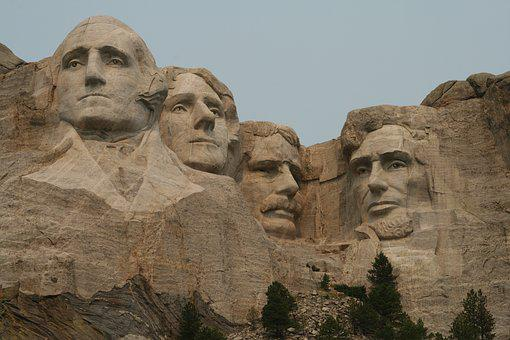 Presidents, Sculpture, Stone