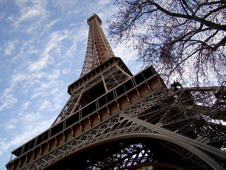 Eiffel Tower, Traveling In Europe, Very High