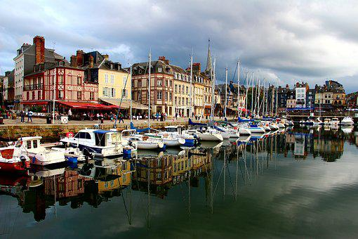 Port, Old Town, Harbor, Vieille Ville, Pier, Sailboat