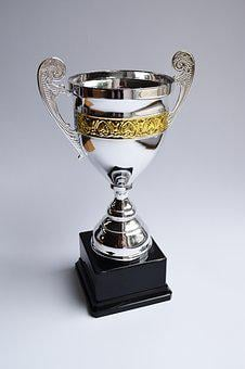Trophy, Award, Winner, Prize, Cup, Victory, Achievement