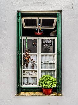 Window, House, Village, Architecture, Traditional