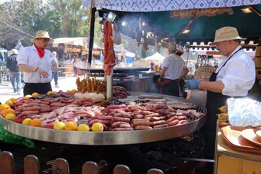 Argentine Barbeque, Bbq, Grilling, Mallorca Market