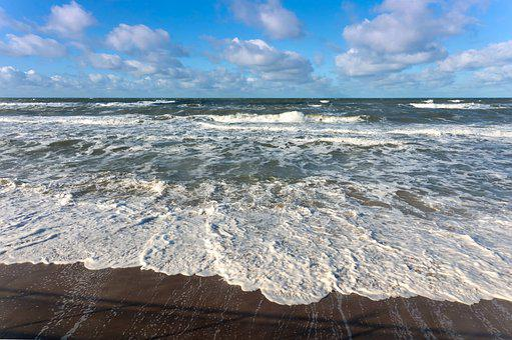 Background, Baltic, Bay, Beach, Beautiful, Clouds