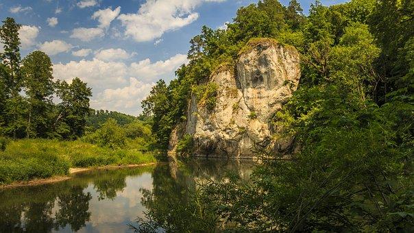 Amalie Rocks, Inzigkofen, Sigmaringen, Danube
