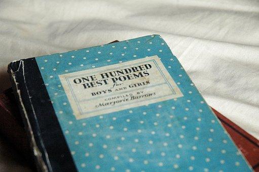 Book, Reading, Poetry, Children's Books, Books