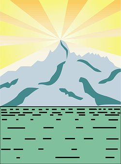 Teton, Grand Teton, Summer, Mountains, National Park