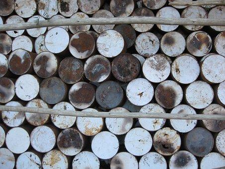 Barrels, Textures, Circles
