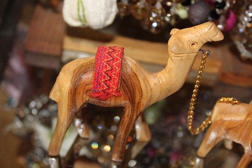 Camel, Old, Animal, Toy, Design, Travel, Tourism