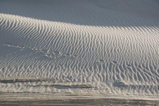 Sand, Stripe, Beach, Summer, Vacation, Holiday, Travel