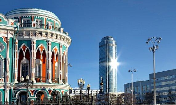 Businessman, City, Ekaterinburg, Erotica, 23 February
