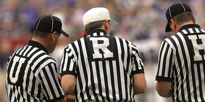 American Football Referees, American Football