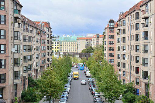 Berlin, Germany, Architecture, Building, Urban, Capital
