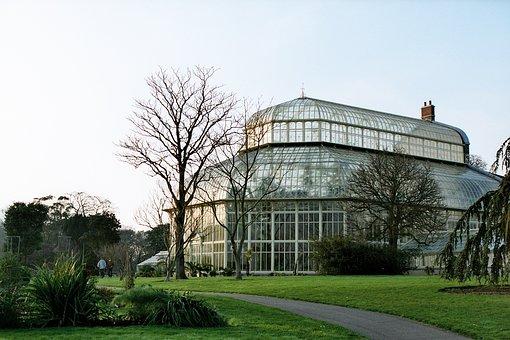 Greenhouse, Botanical Gardens, Botanical, Conservatory
