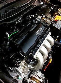 The Engine, In The Engine Room, The Car, Driven