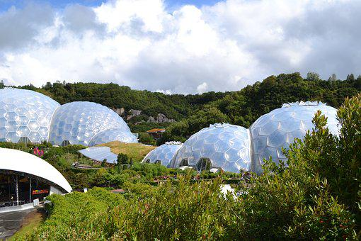 Eden Project, Cornwall, Eden, Project, Environment