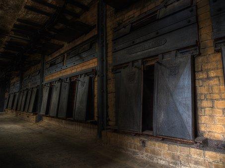 Louise Briquette Factory, Factory, Old Factory