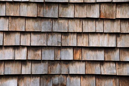Texture, Wood Grain, Shingle, Wood, Grain, Background