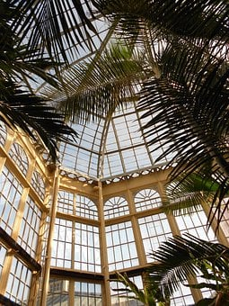 Baltimore, Maryland, Conservatory, Interior, Inside