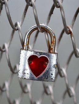 Love Castle, Heart, Love, Symbol, Love Locks, Herzchen