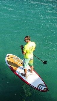 Paddleboard, Sport, Boarding, Water Sport