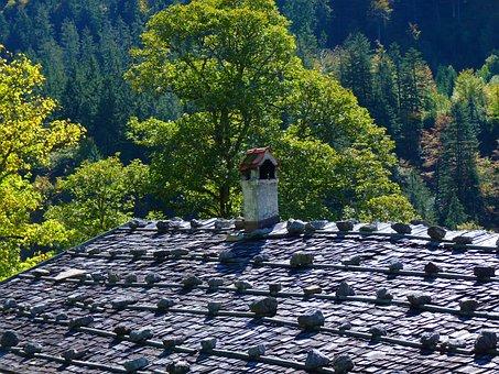 Roof, Shingle Roof, Stone, Complain, Wood Shingle