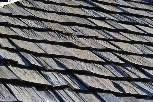 Shingles, Roof, Wood, Roofing, Rooftop, Wooden, House