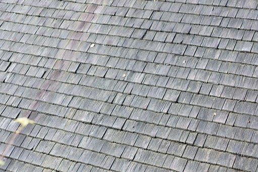 Shingle, Roof, Shingle Roof, Wooden Roof, Wood Shingle