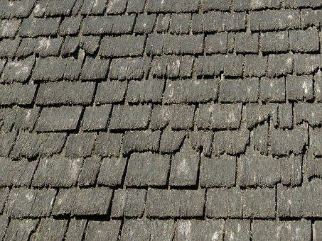 Roof, Shingle, Wooden Roof, Wood, Home, Wood Shingle