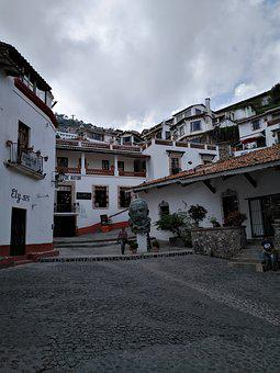 Mexico, Taxco, Tourism, Architecture