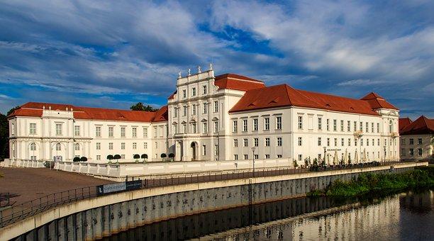 Oranienburg, Castle, Castle Of Oranienburg, Brandenburg