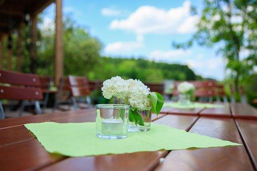 Table Decoration, Deco, Decoration, Flowers