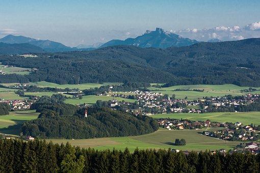 Tannberg, Schober, Mountains, Dream Day, Mood
